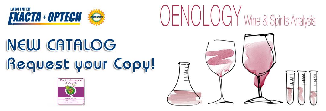 Oenology Catalog